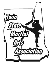 Twin State Martial Arts Association Logo